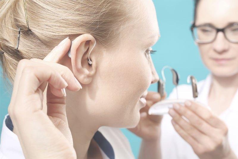 Выбрать Слуховой аппарат в Центр слуха