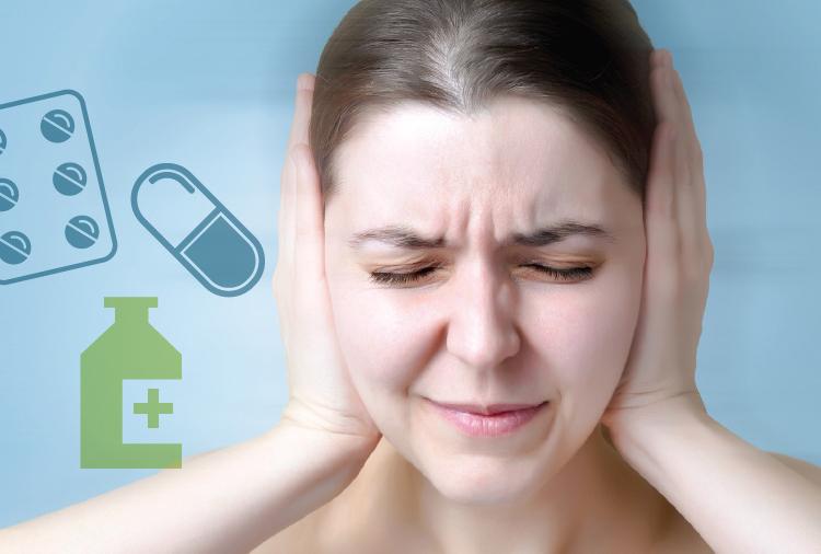 ототоксичные препараты